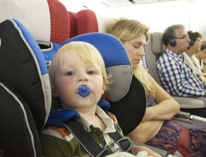 Tips on Flying with Baby or Toddler… Whilst Keeping your Sanity!