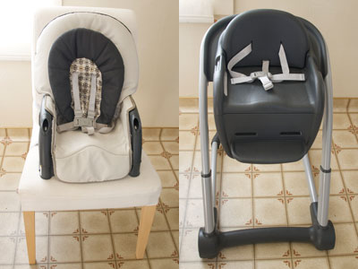 Infant Booster and Youth Chair