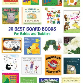 20 Best Board Books for Babies and Toddlers