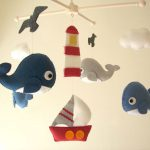 Crafty Catch: Feltnjoy – Baby Crib Mobiles
