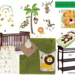 Jungle Themed Nursery Ideas