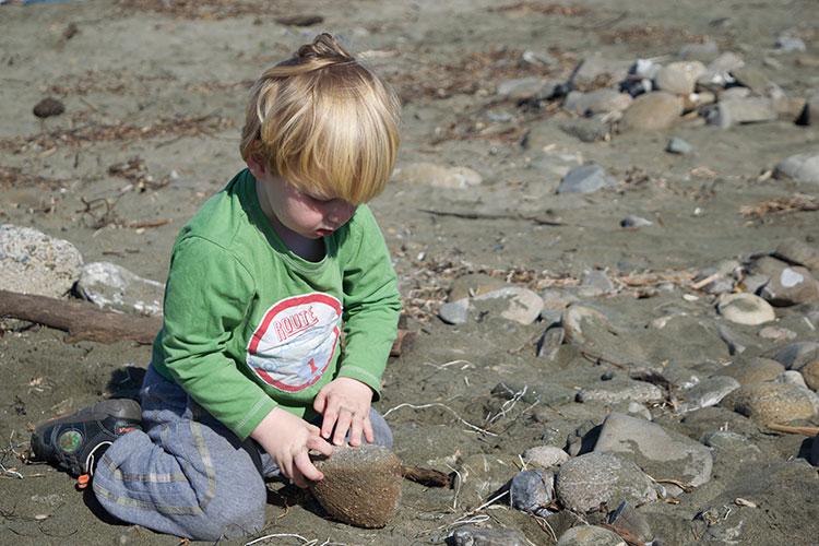 7:52 Stones on the Beach Resized