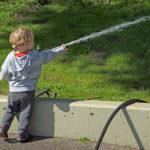 8/52 – Water Sprinkler Fun