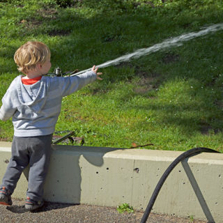 8/52 – Water Sprinkler Fun