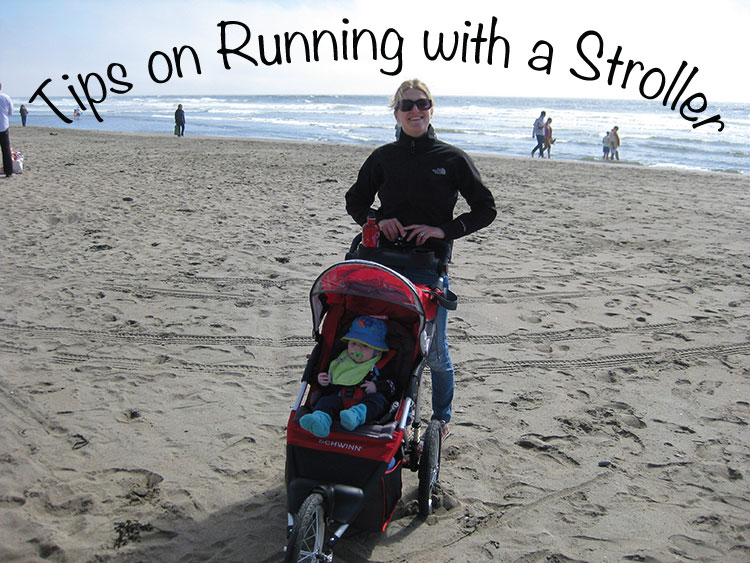 Running-with-a-stroller