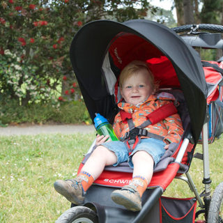 What to Look for in a Running Stroller…