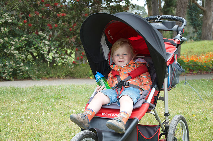 REVIEW: Summer Infant Rayshade - Stroller Sun Cover