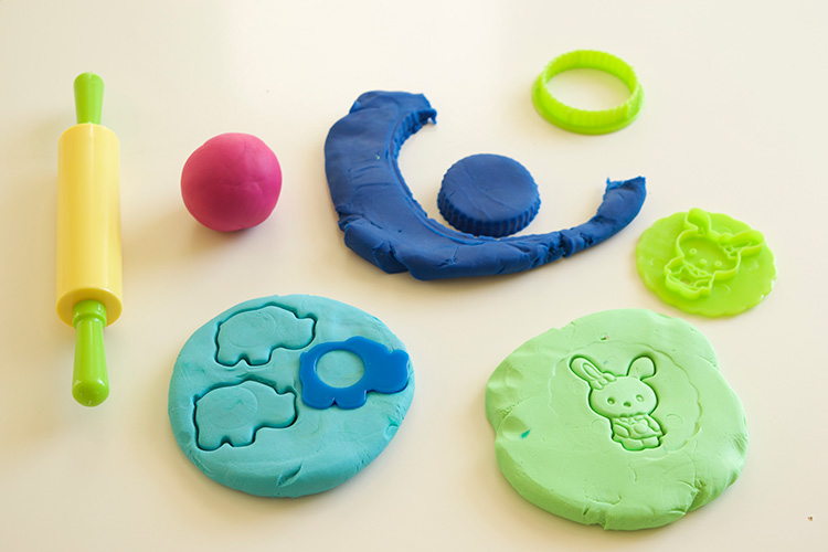 5 Playdough Ideas for Beginners 2