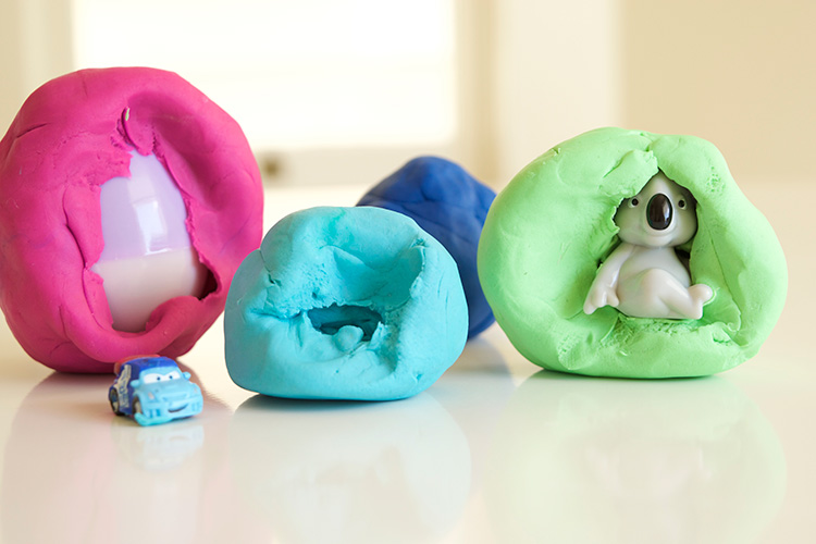 5 Playdough Ideas for Beginners 3