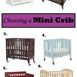 Choosing a Mini Crib