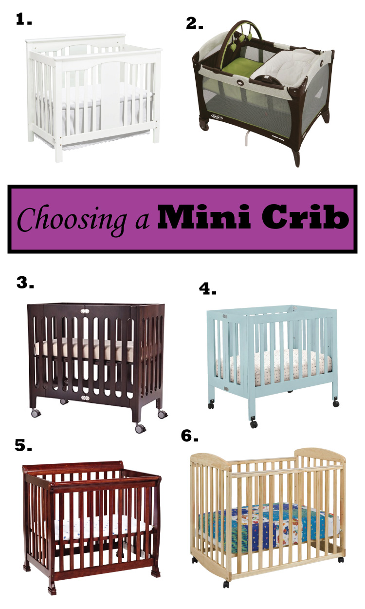 Choosing a Mini Crib