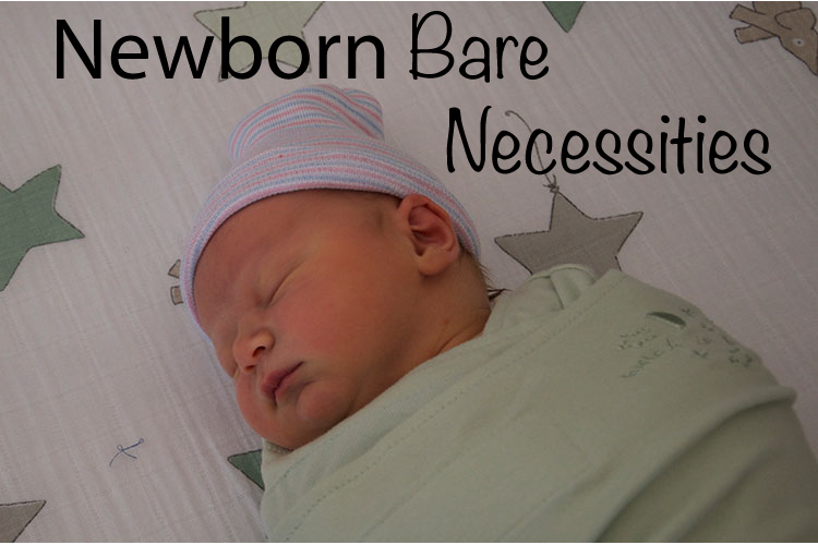 Newborn Bare Necessities