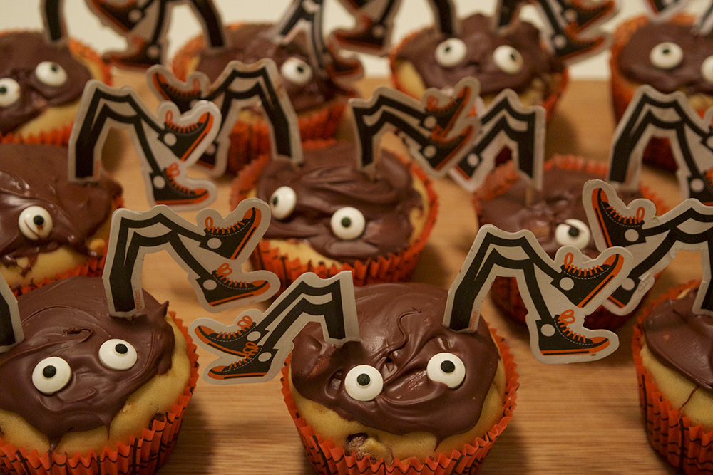 Spider-Muffins-Close-Up