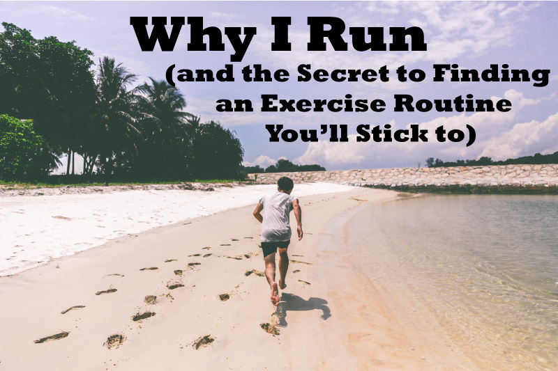 On-Why-I-Run