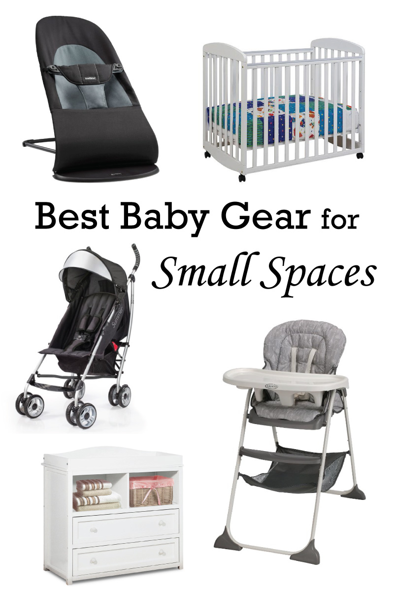 Best Baby Gear For Small Spaces Little Fish