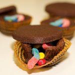 Halloween Surprise Cauldron Cookies (with Treats Inside!)