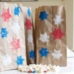 4th of July Easy Treat Bags