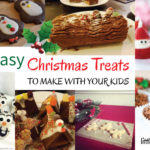 12 Easy Christmas Treats to Make with Your Kids