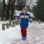 Little Moments: The Snow and the Sunshine