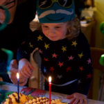 Little Moments: A Birthday and Dinosaur Hunting