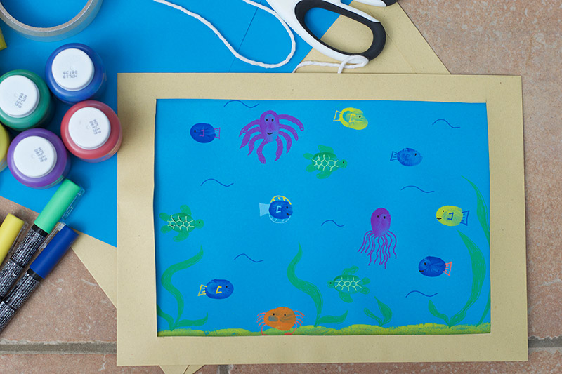 I Have A Bit Of Thing For Finger Painting Too So This Activity Combines Two My Favourite Things Is Just Easy And Simple You