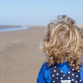 Little Moments: Holkham Beach and Creative Play