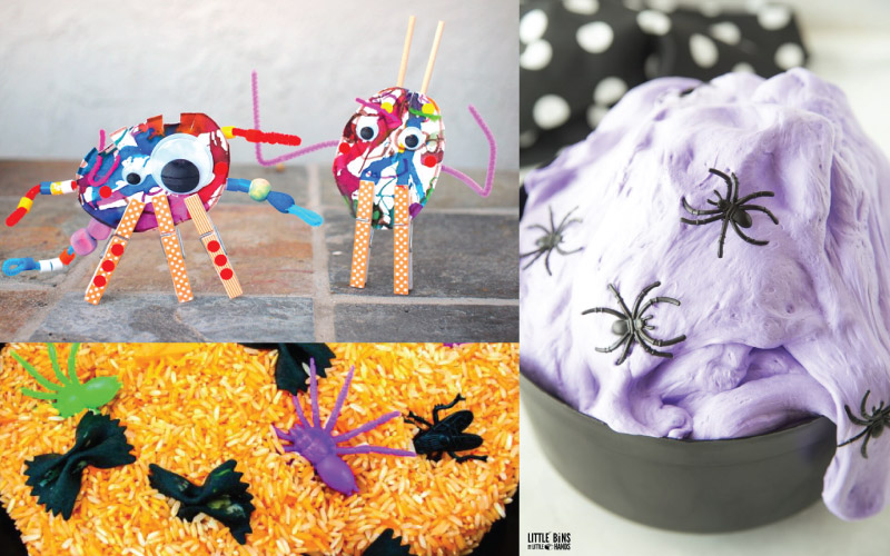 Awesome Halloween Activities for Preschoolers